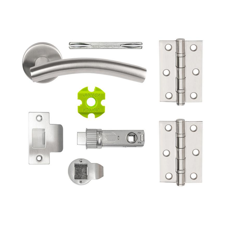 jigtech SSS mitred lever LAL pack LAL5002 - Door Pack