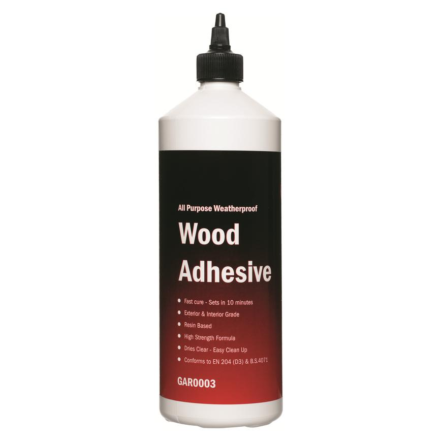 Rotated Waterproof Wood Adhesive 1 Litre
