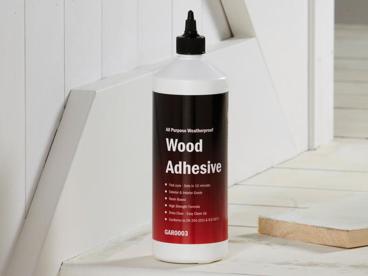 HJ Waterproof Wood Adhesive