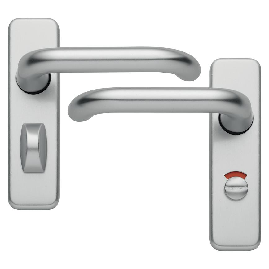 Aluminium Roundbar 19mm Bathroom Handle