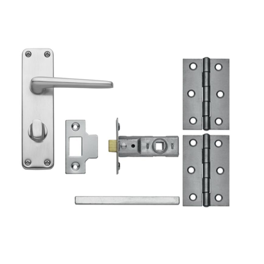 Budget Edinburgh Privacy Latch Pack