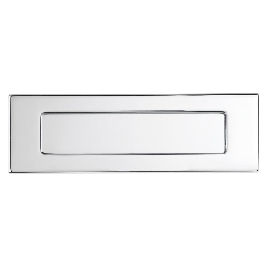Chrome Letterplate