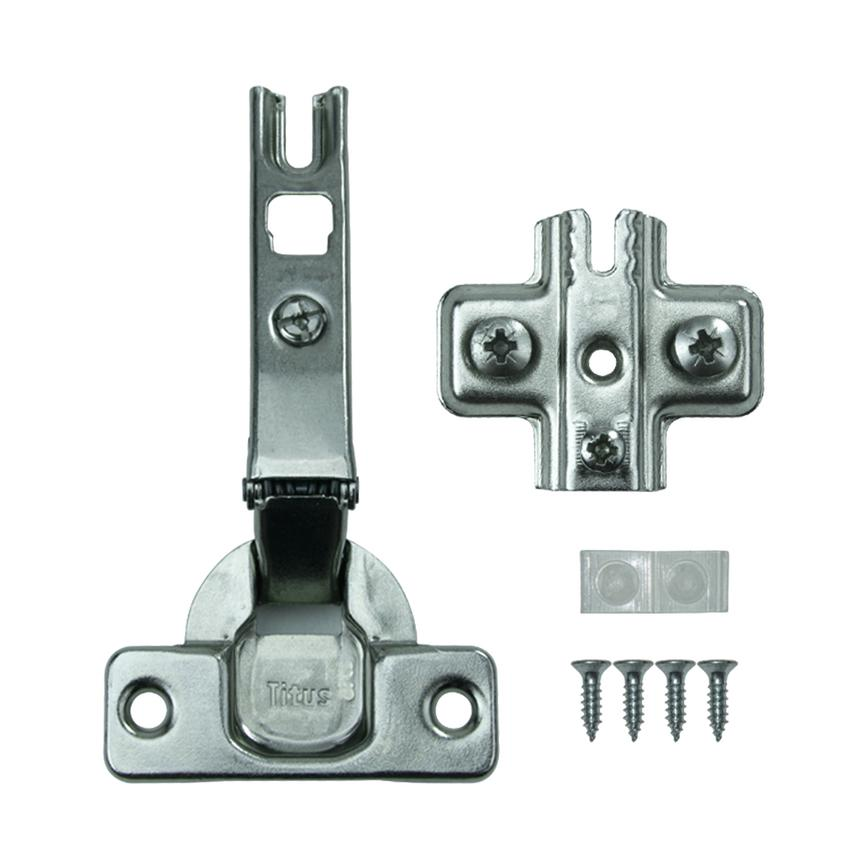 110 Degree Hinge Flat Pack