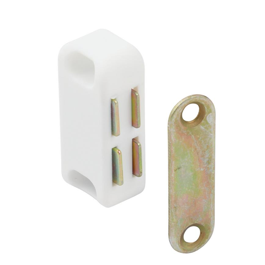 Hafele Plastic 41mm Magnetic Cupboard Catch
