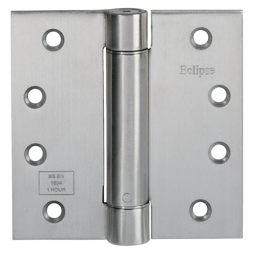 "4"" Satin Stainless Steel (Pack of 3)"