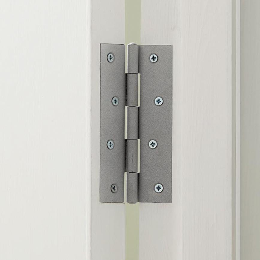 Zinc Plated Steel Pattern 5050 Hinge