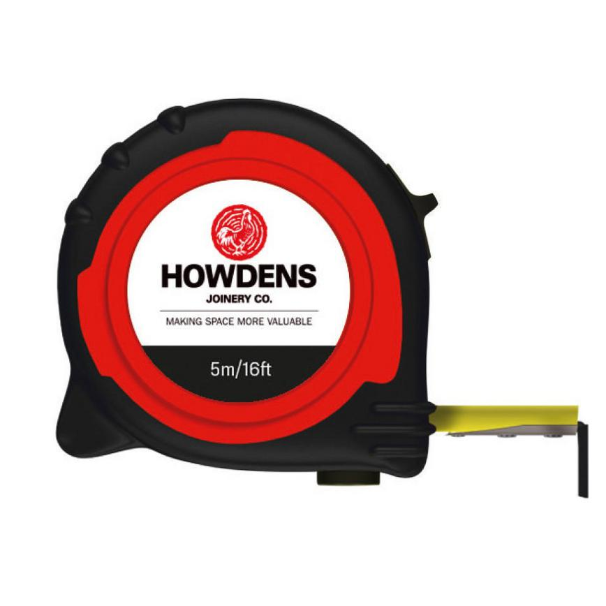 TLS0063 Howdens Tape Measure