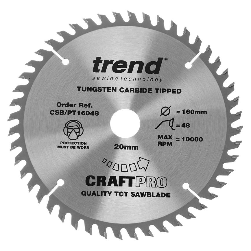 Trend Plunge Saw Blade
