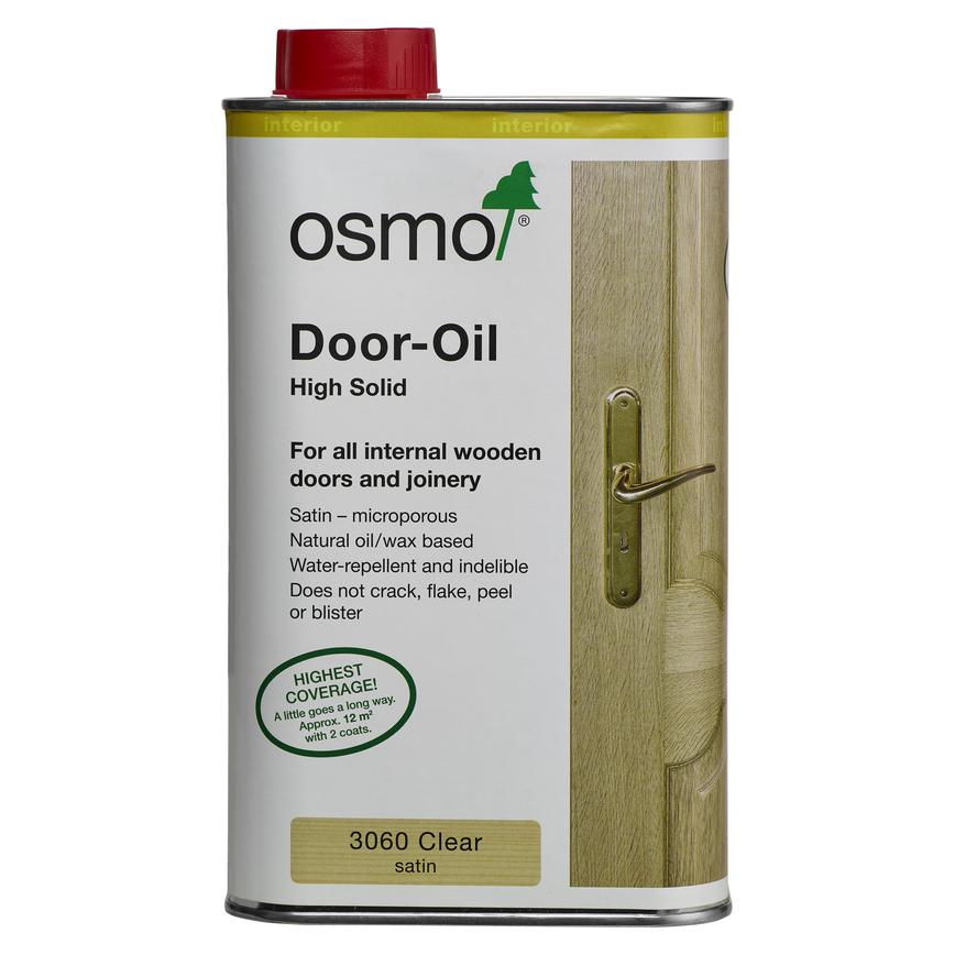 Osmo door Oil Cut-Out