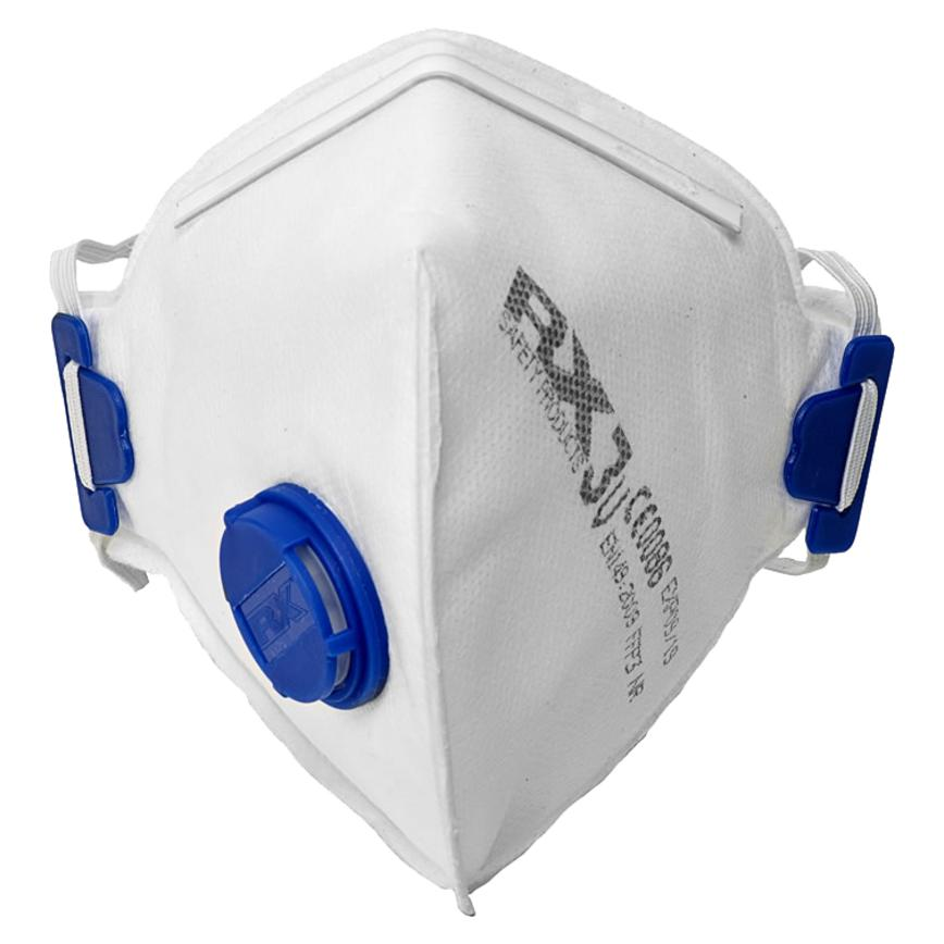 Disposable P3 Respiratory Dust Mask Filter