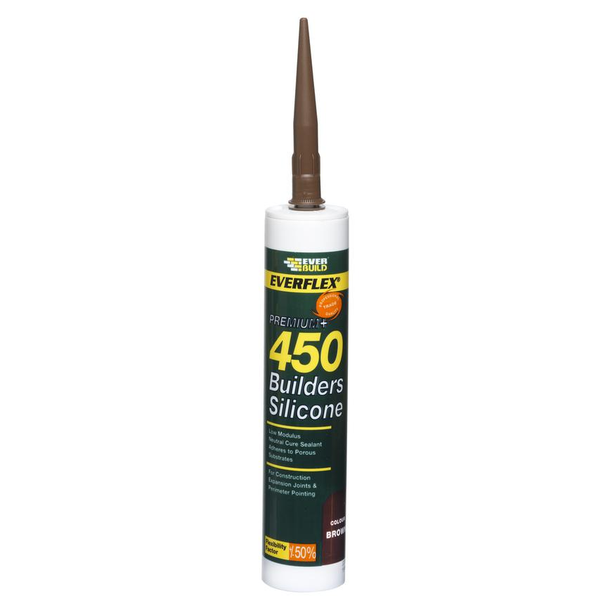 Everbuild Everflex 310ml Brown Frame Sealant