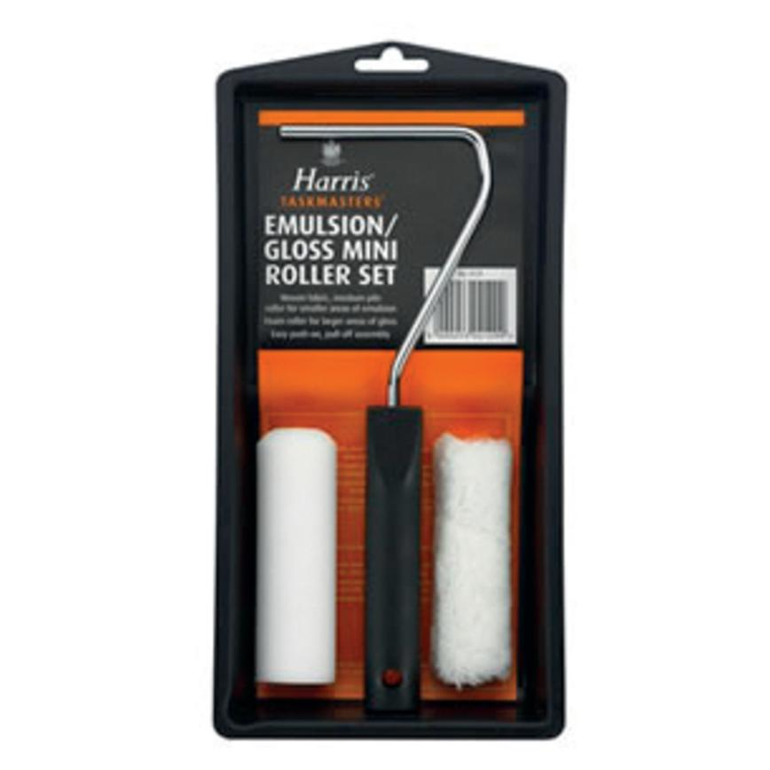 Harris Mini Roller Set
