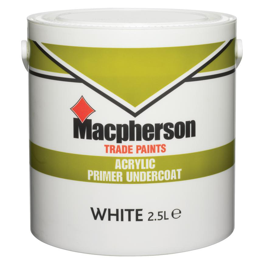 Macpherson Primer and Undercoat