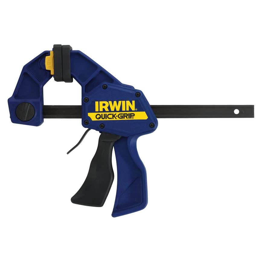Irwin Quick Release Clamp 6'' (Pack of 2), Irwin Quick Release Clamp 12'' (Pack of 2)