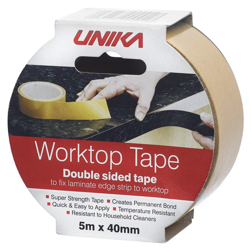 Double Sided Worktop Tape