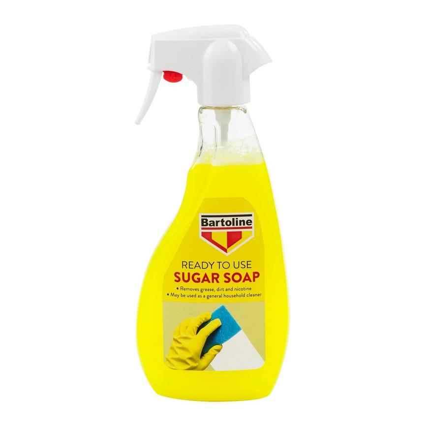Bartoline Sugar Soap Trigger Spray - 500ml