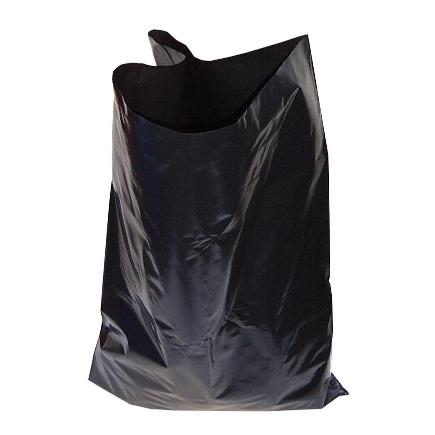 Faithfull Heavy-Duty Refuse Sacks 40 Micron Black Pack of 10