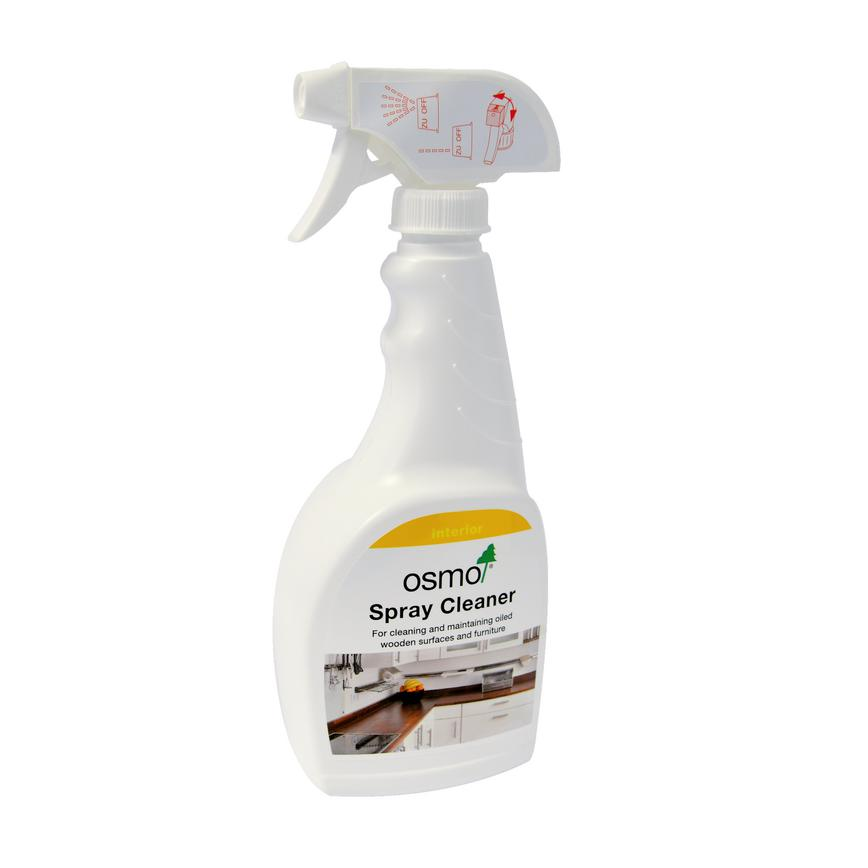 Bottle of Osmo Wooden Surface Cleaner