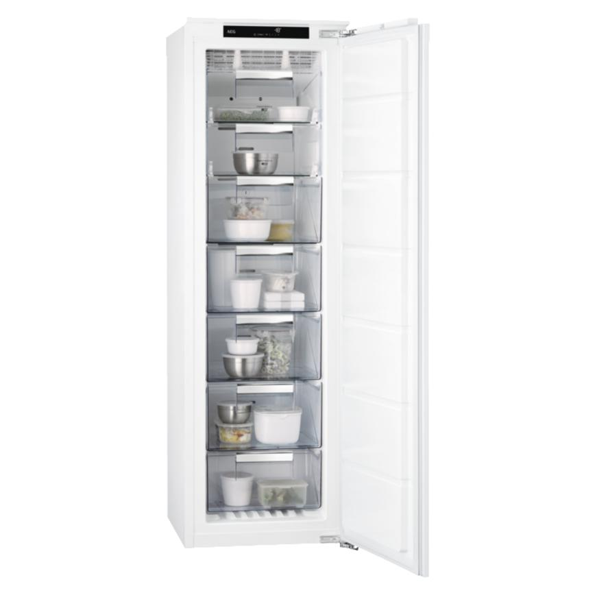 HAG6801 AEG Integrated Full Height Larder Freezer
