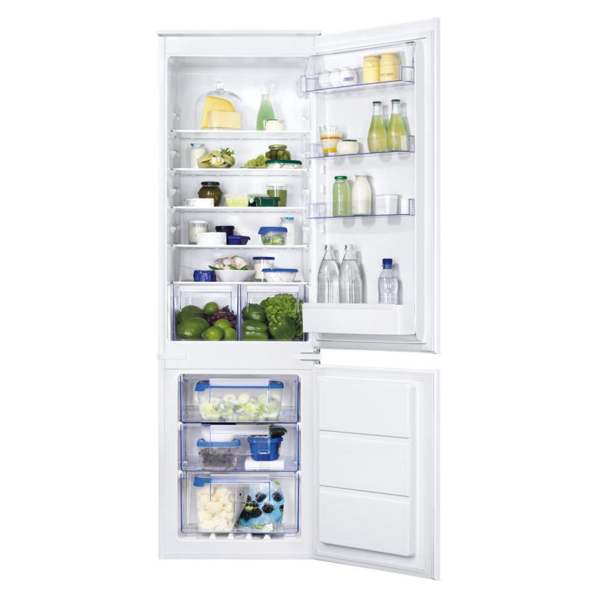 HZA6300 Zanussi 70/30 Frost Free Fridge Freezer