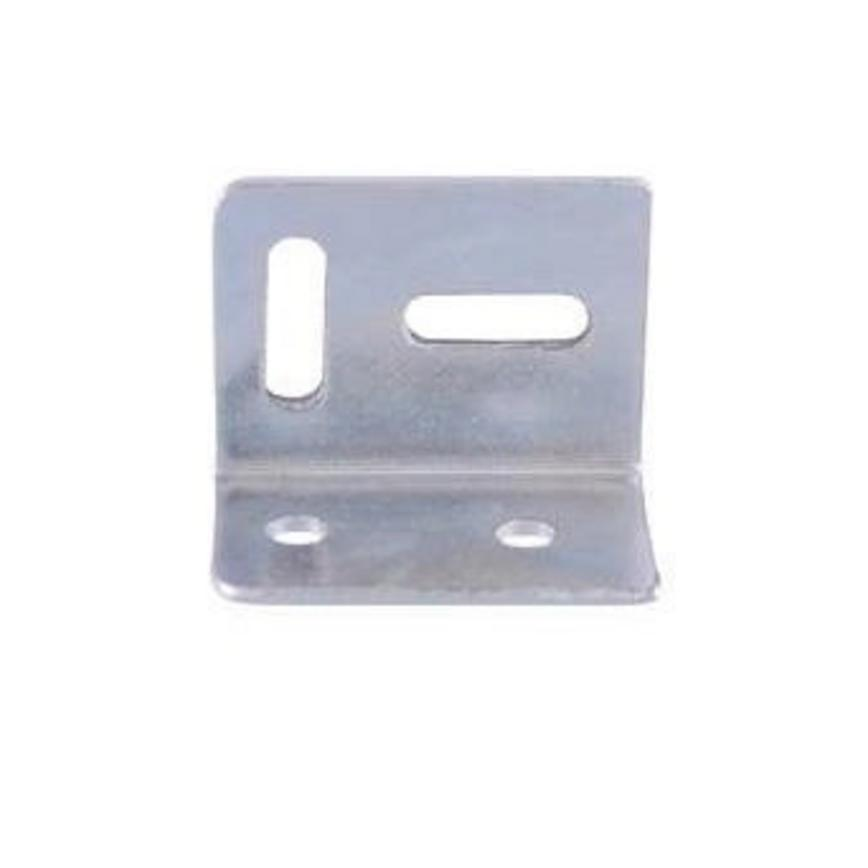 50mm x 37mm BZP Steel Stretcher Plate