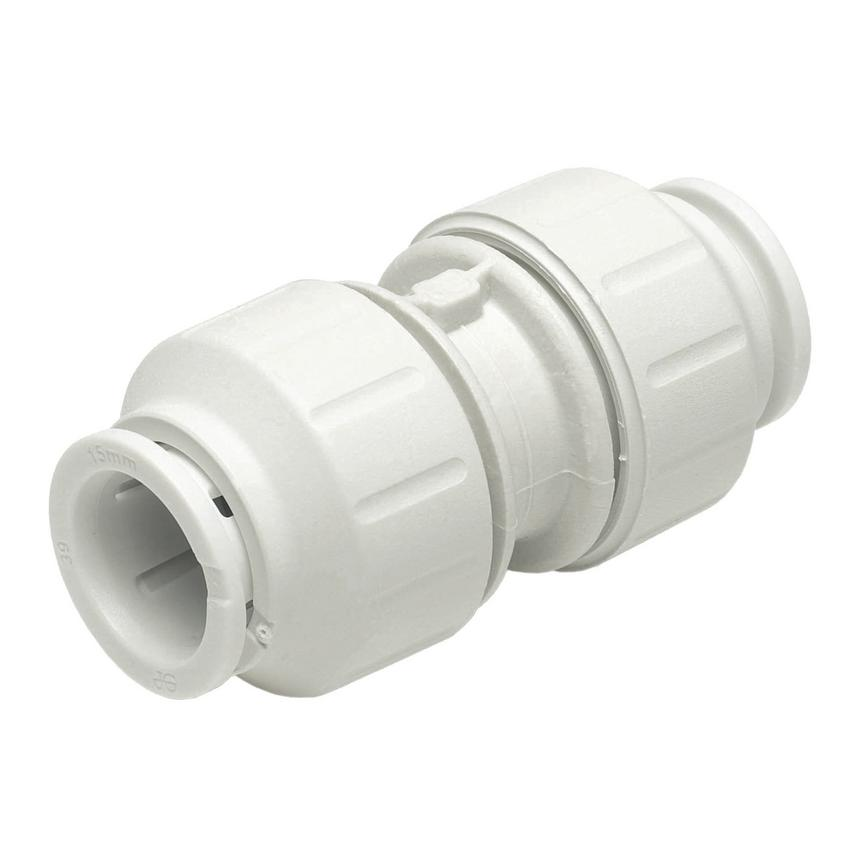 PAS5006 22MM STRAIGHT CONNECTOR (PACK OF 5)
