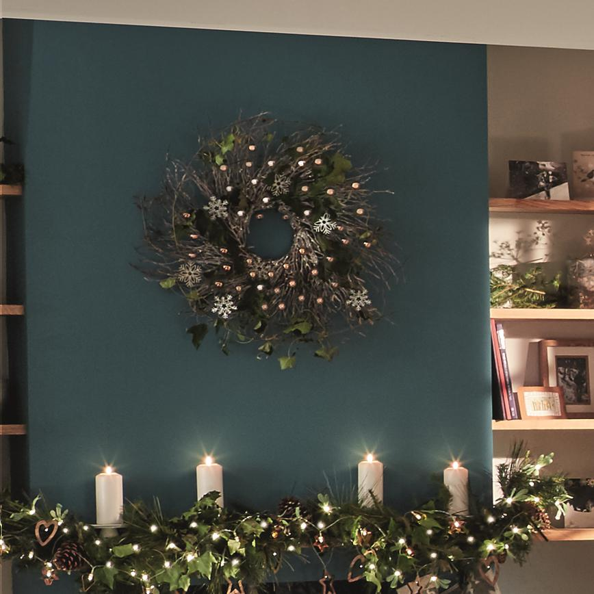 Wall wreath