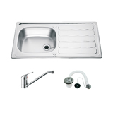 Lamona Sink & Tap Packs