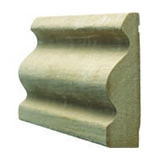 Ogee skirting boards