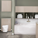 Glendevon Gloss Bathrooms
