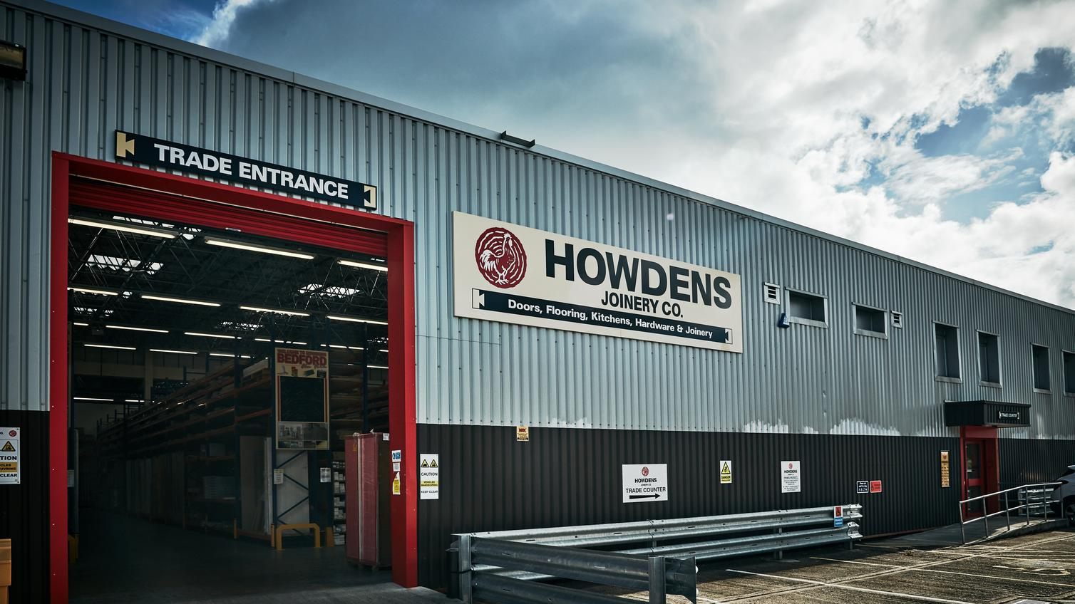 Contact Depot Form Howdens