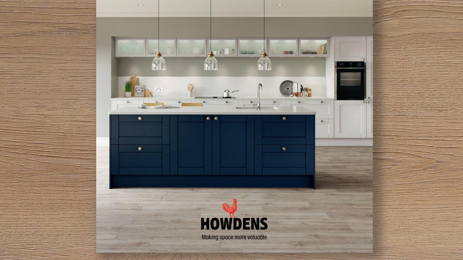 Request a Brochure | Howdens
