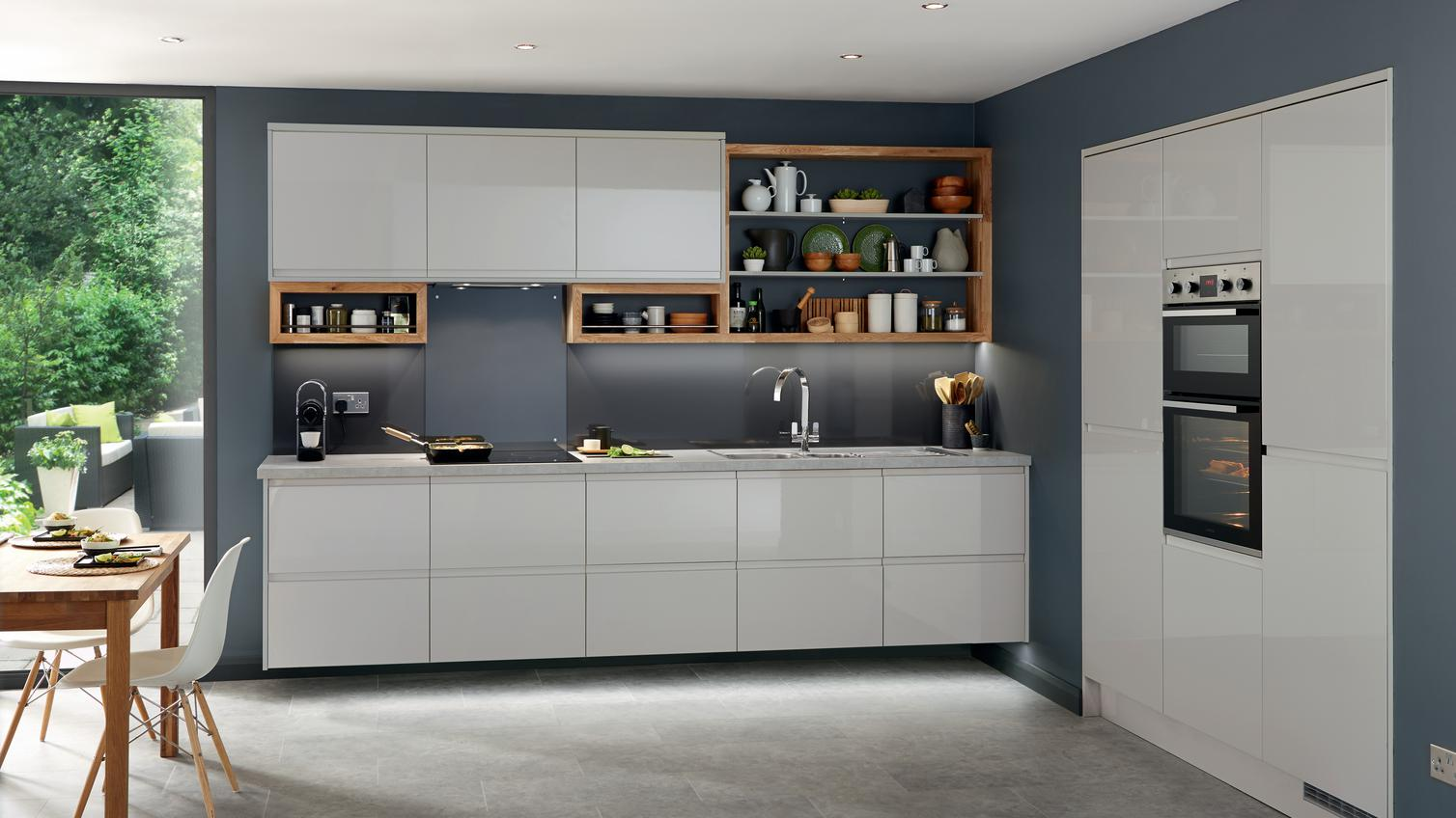 Grey Kitchens Design Ideas Amp Inspiration Howdens