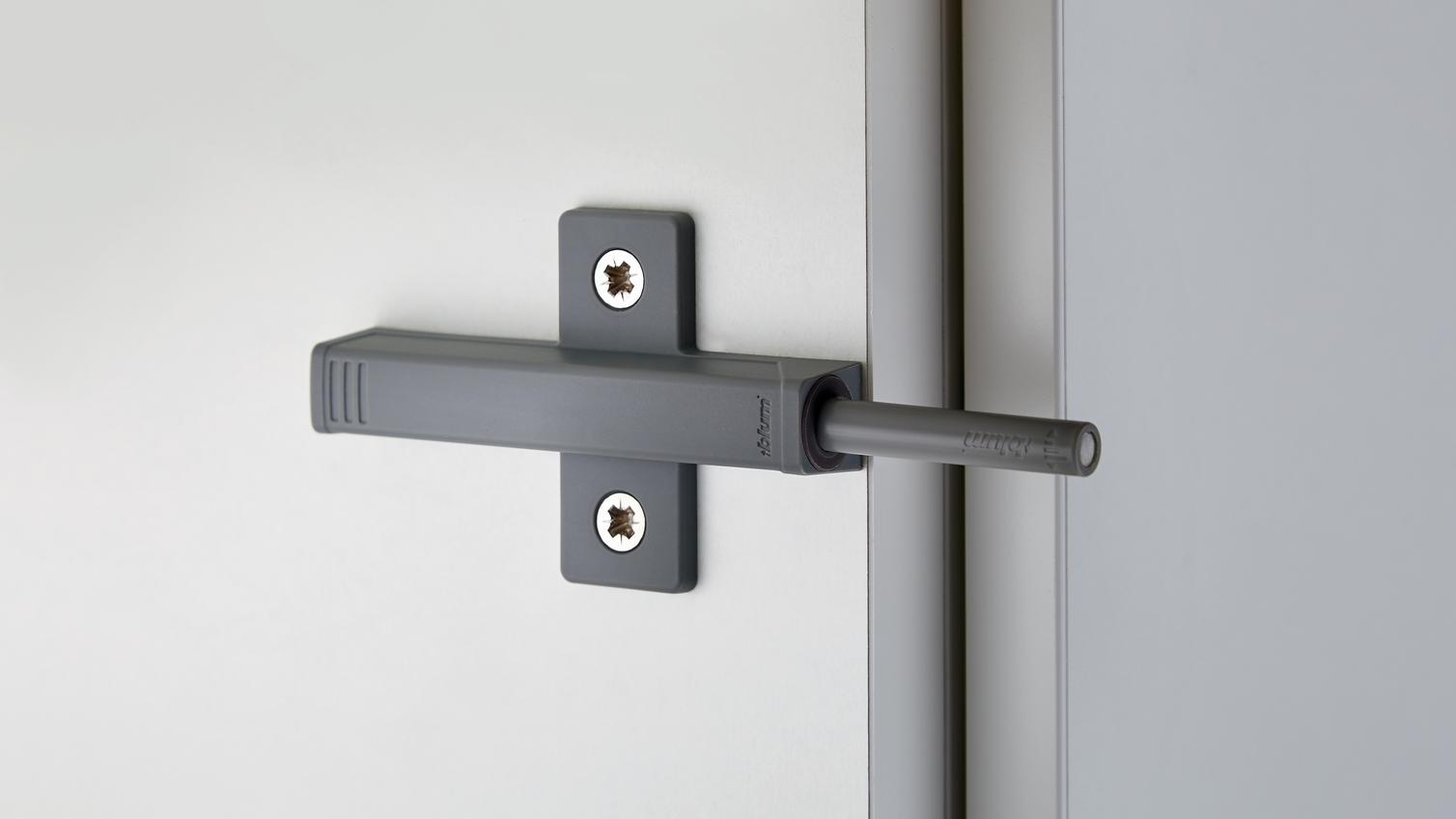 Magnetic Push to Open Mechanism | Howdens