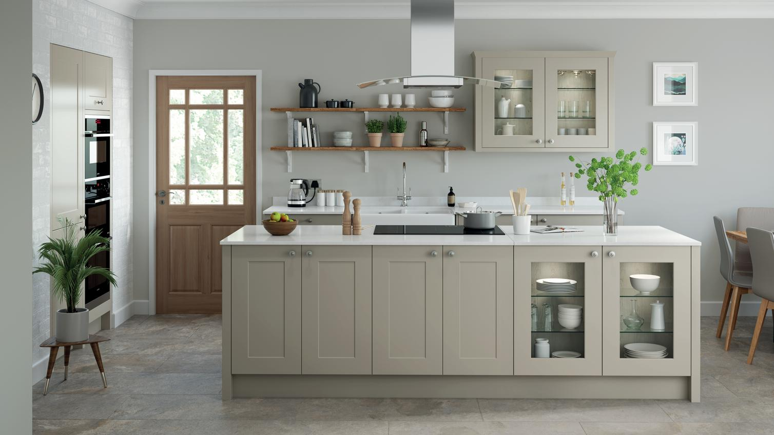 Cream Kitchens Design Ideas Inspiration Howdens Joinery