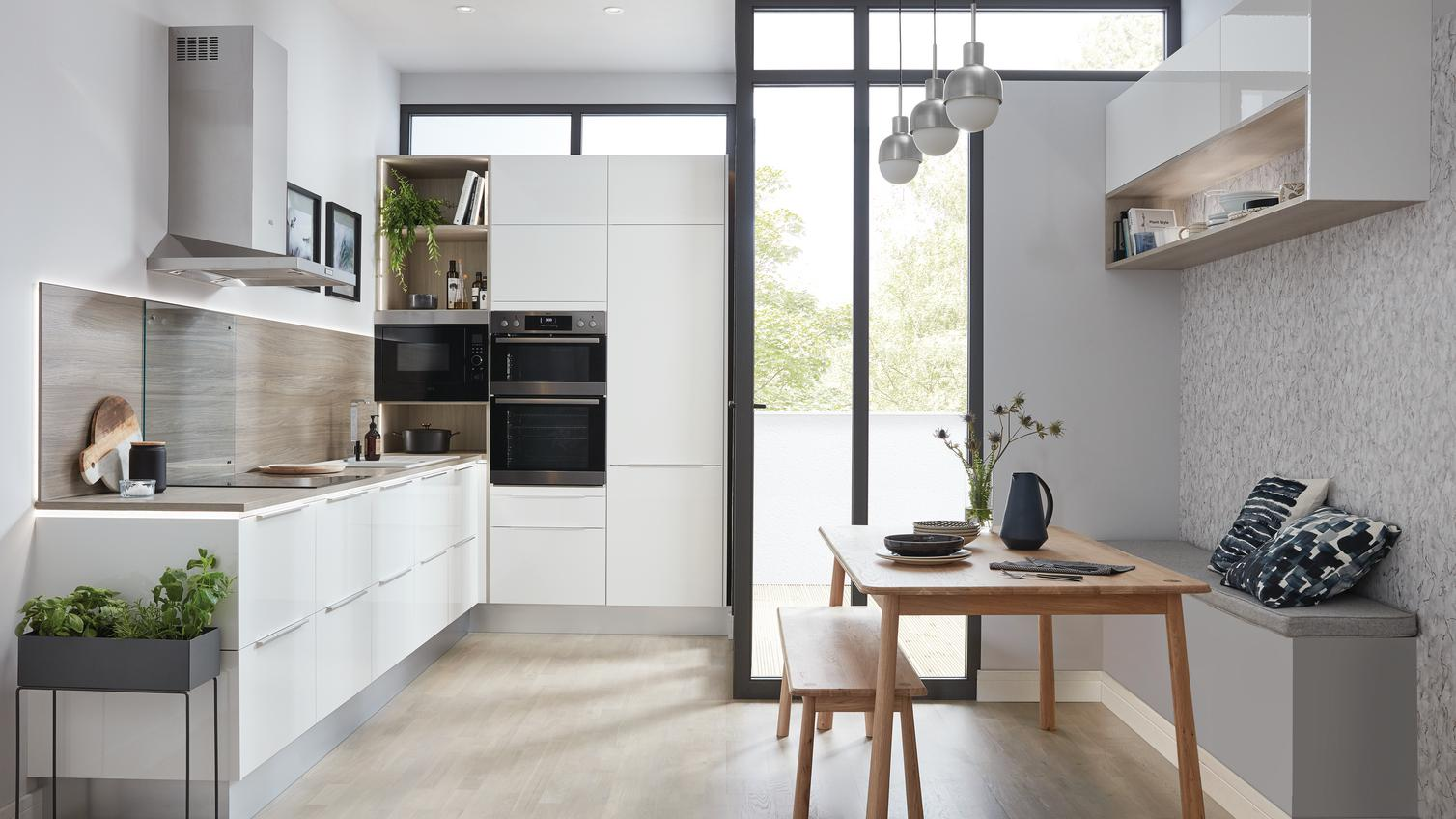 How To Plan A Modern Kitchen Howdens