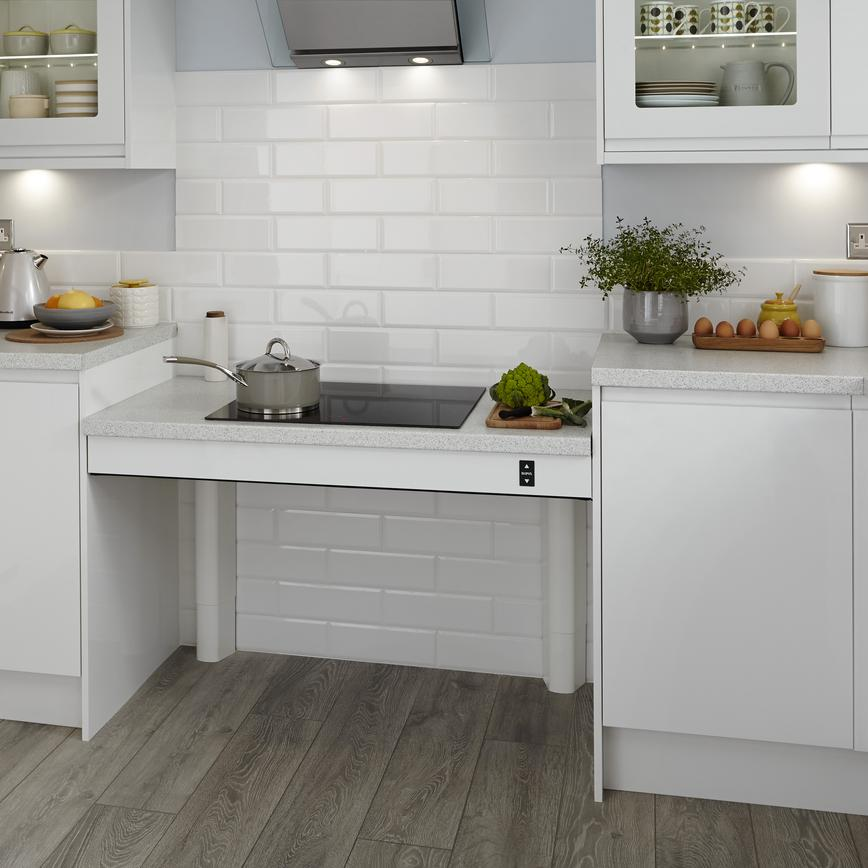 Grey Gloss Kitchen Howdens: Howdens Joinery