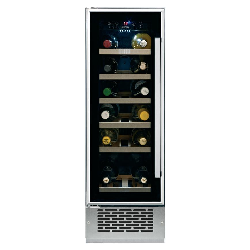 Lamona 300mm Drinks Cooler Stainless Steel Howdens