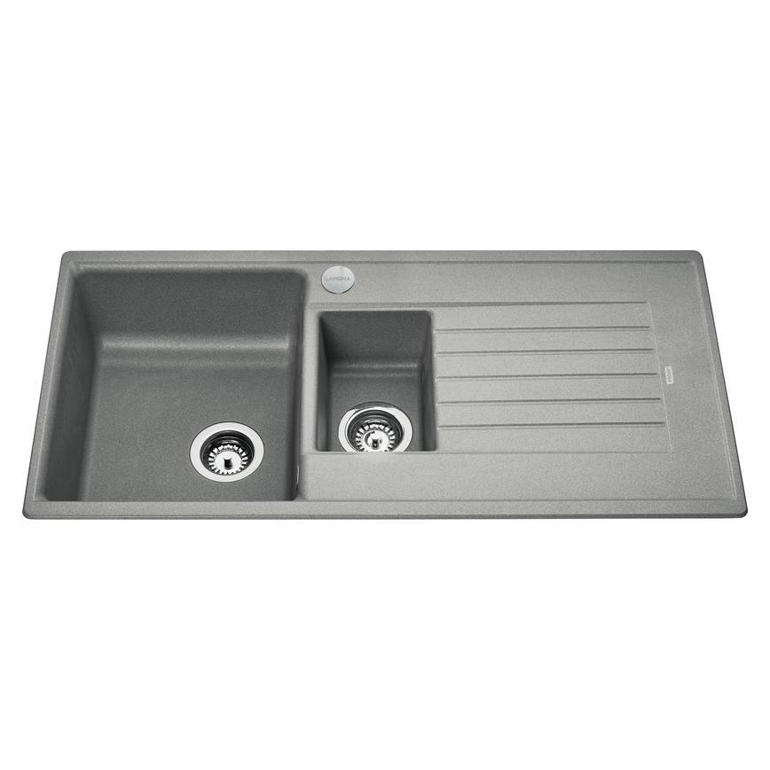 Lamona Granite Composite 1 5 Bowl Sink Howdens