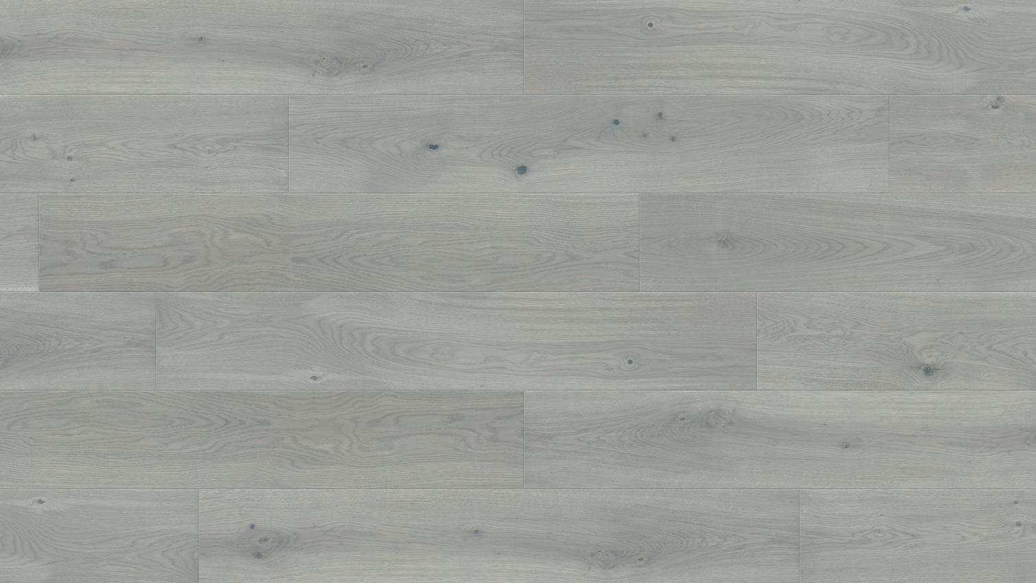 Howdens Single Plank Light Grey Oak Engineered Flooring 2 77m 178 Pack Howdens
