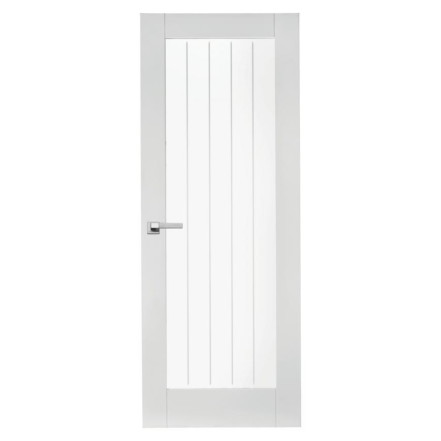 Pre Finished Dordogne Smooth Glazed Internal Door Howdens