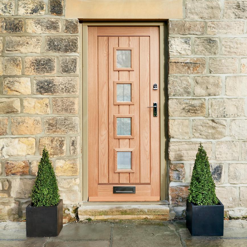 External Hardwood Doors | Howdens Joinery